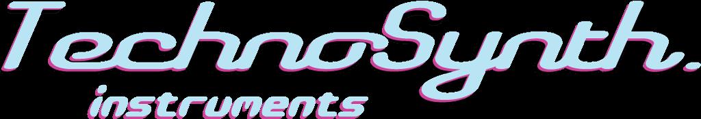 Logo TechnoSynth : Instruments de musique électronique